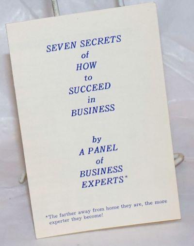 Phoenix: Fox Chris-Town Theatre & UA, 1967. Four-panel promotional card, 4x6 inches interior a list ...
