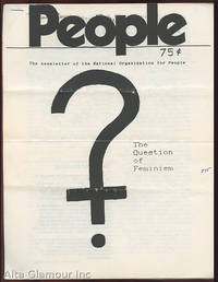 image of PEOPLE; The Newsletter of The National Organization For People - The Question of Feminism