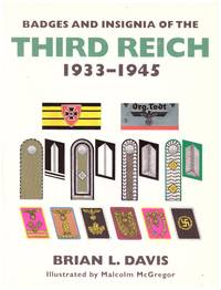 image of BADGES AND INSIGNIA OF THE THIRD REICH  1933- 1945