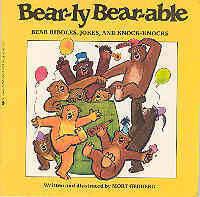 Bear-ly Bear-able Bear Jokes, Riddles, and Knock-Knocks