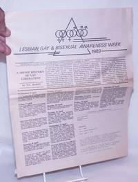 image of Lesbian, Gay_Bisexual Awareness Week 1989: resource guide_advertising supplement; April 5, 1989