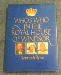 image of WHO's WHO IN THE ROYAL HOUSE OF WINDSOR
