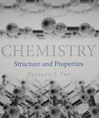 image of Chemistry: Structure and Properties & Modified MasteringChemistry with Pearson eText -- ValuePack Access Card -- for Chemistry: Structure and Properties Package