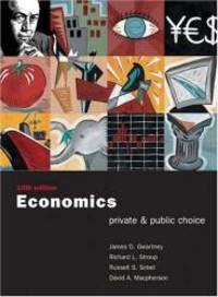 image of Economics: Private and Public Choice with Xtra! CD-ROM and InfoTrac College Edition (Economics: Private & Public Choice)