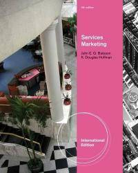 Services Marketing, International Edition by NA - Paperback - 2011-01-01 - from Books Express and Biblio.com