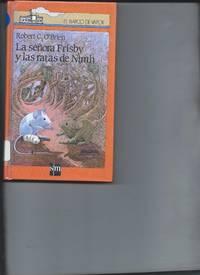 Las Senora Frisby y Las Ratas de Nimh