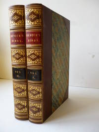 A History of British Birds. The Figures Engraved on Wood By T. Bewick Vol. 1. Containing the History and Description of Land Bird. Vol. 11. Containing the History and Description of Water Birds.