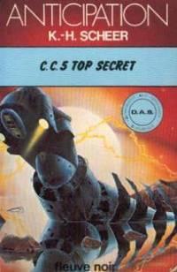 C.  C.  5 top secret by Scheer K.  H - 1978 - from philippe arnaiz and Biblio.com