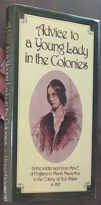 image of Advice to a Young Lady in the Colonies