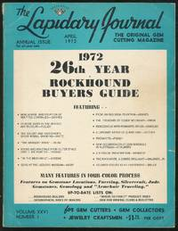 The Lapidary Journal Volume XXI Number 1 April 1972