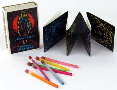 Atlanta: Nexus Press, 1987. Paperback. Very Good. Artists' book consisting of seven colored matches ...