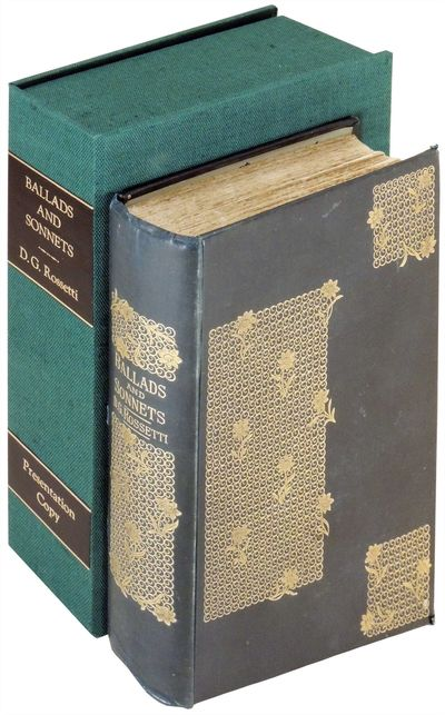 London: Ellis and White, 1881. Hardcover. Very Good. Hardcover. First Edition. AN EXCEPTIONAL ASSOCI...