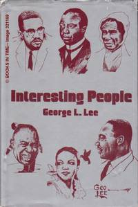 Interesting People : Signed By Author