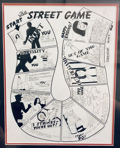 The Street Game: Margo St. James...