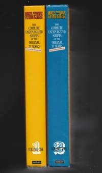 Monty Python's Flying Circus:  Just the Words Vol. 1 (v. 1) & Vol. 2 (v. 2)  -(two hardcovers Vol 1 & 2)-