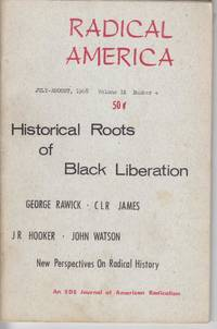 Radical America, Vol. II No. 4  (July-August, 1968)
