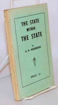 image of The state within the state