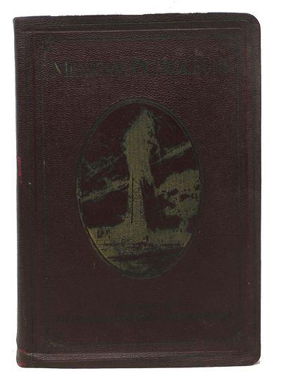 New York: Pan American Petroleum & Transport, 1922. 1st edition. Flexible cloth binding. VG+ (Light ...