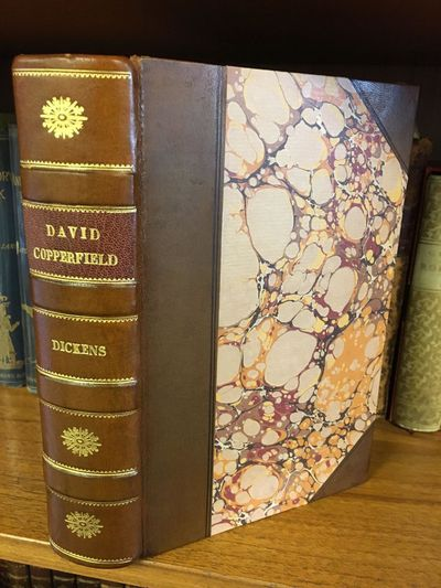 London: Bradbury & Evans, 1850. First Edition, First Issue. Hardcover. Octavo, 624 pages; VG; bound ...