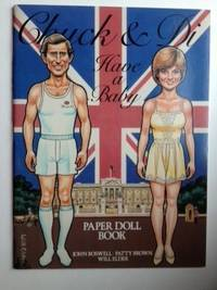Chuck and Di Have a Baby Paper Doll Book