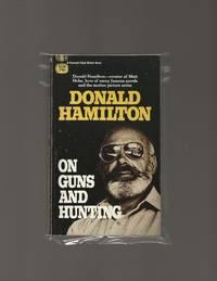 On Guns and Hunting