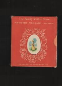 The Family Mother Goose in Slipcase Little Goose, Father Goose and Mother  Goose