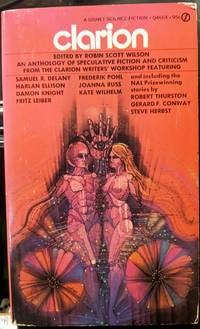 Clarion by edited by Robin Scott Wilson - 1971