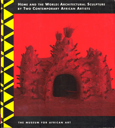 NY: Museum for African Art, 1993. Paperback. Very good. 91pp. Very good in publisher's French fold w...