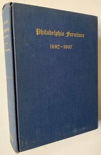 Blue Book -- Philadelphia Furniture: William Penn to George Washington
