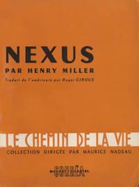image of Nexus. La Crucifixion en Rose. Traduit de l'amèricain par Roger Giroux