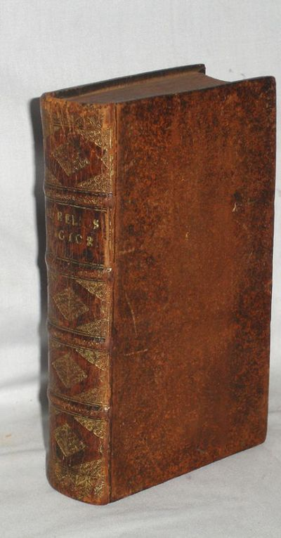 Trajecti ad Rhenum : Franciscum Hamam, Guilielmi Vande Water, 1696. Octavo. Engraved frontispiece, t...