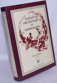 image of Tooley's Dictionary of Mapmakers, (K-P), revised edition