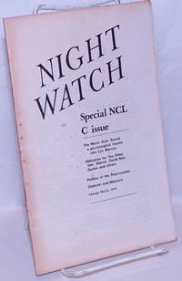 image of Nightwatch: Special NCLC issue (March 1974)