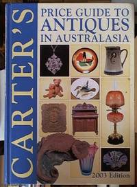 image of Price guide to antiques in Australasia 2003 edition