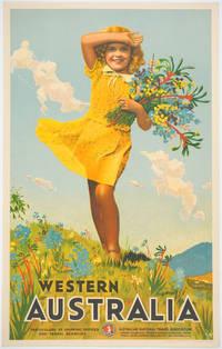 'Western Australia'.  Color Travel Poster