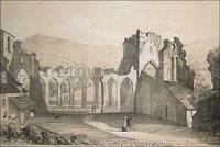 Llanthony Abbey.