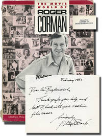 image of The Movie World of Roger Corman (First softcover edition, inscribed by the author to Peter Bogdanovich)