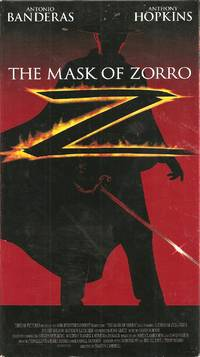 The Mask of Zorro [VHS]