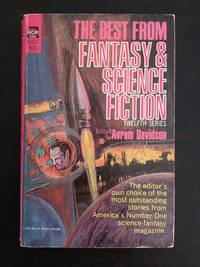 THE BEST FROM FANTASY AND SCIENCE FICTION 12TH SERIES