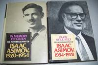 The Autobiography of Isaac Asimov in Two Volumes: In Memory Yet Green 1920-1954 & In Joy...