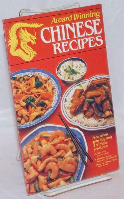 Englewood Cliffs, NJ: CPC International, 1982. 31p., staplebound booklet, very good. Promotional ite...