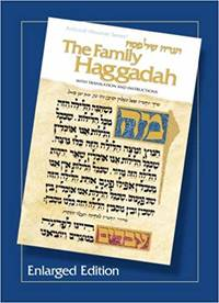 Family Haggadah-Enlarged Edition