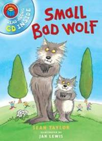 I Am Reading with CD: Small Bad Wolf