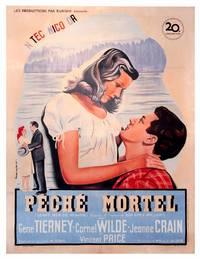 LEAVE HER TO HEAVEN [PÉCHÉ MORTEL] (1945)
