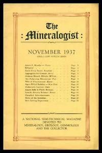 image of THE MINERALOGIST - Volume 5, number 11 - November 1937