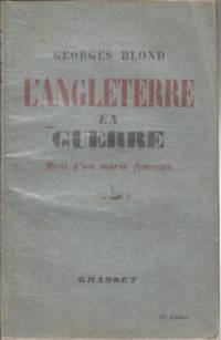 L'angleterre en guerre/ recit d'un marin français