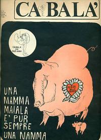 Ca Balà, N.25, Anno III. Mensile Aprile 1973