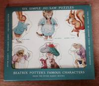 Beatrix Potter's Famous Characters from the Peter Rabbit Books:   Six Simple Jig-Saw Puzzles