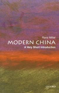 Modern China: A Very Short Introduction (Very Short Introductions) by  Rana Mitter - Paperback - from World of Books Ltd (SKU: GOR002154076)