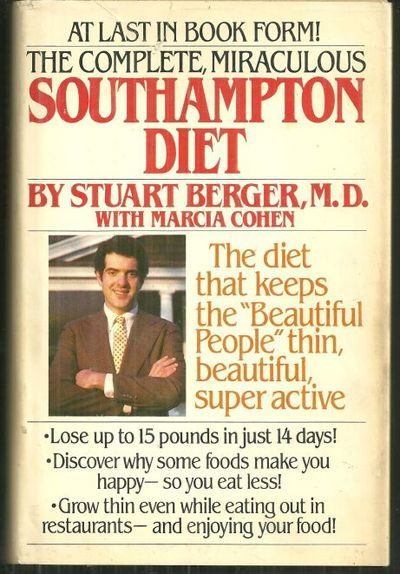 Image for SOUTHAMPTON DIET